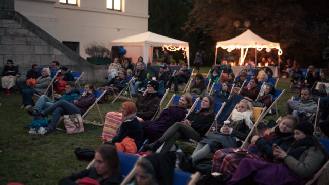'Summer nights' bei winterlichen Temperaturen